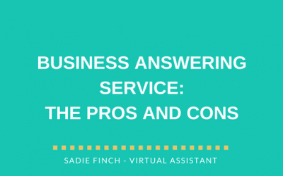 Business answering service: pros and cons