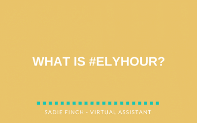 What is #ElyHour?