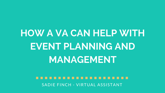 How a VA Can Help with Event Planning and Management